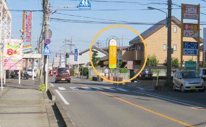 稲沢・津島方面からお越しの方