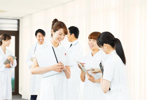 女性医師を含む、30名以上の医師・スタッフが在籍。相性の合う先生が見つかりやすい!