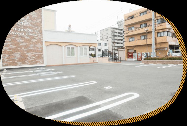 名古屋駅から電車1本12分駅徒歩2分専用駐車場40台完備